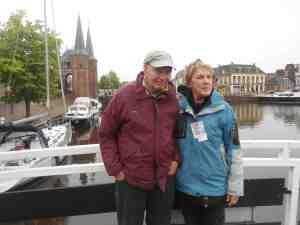 Joe and Jane in Sneek